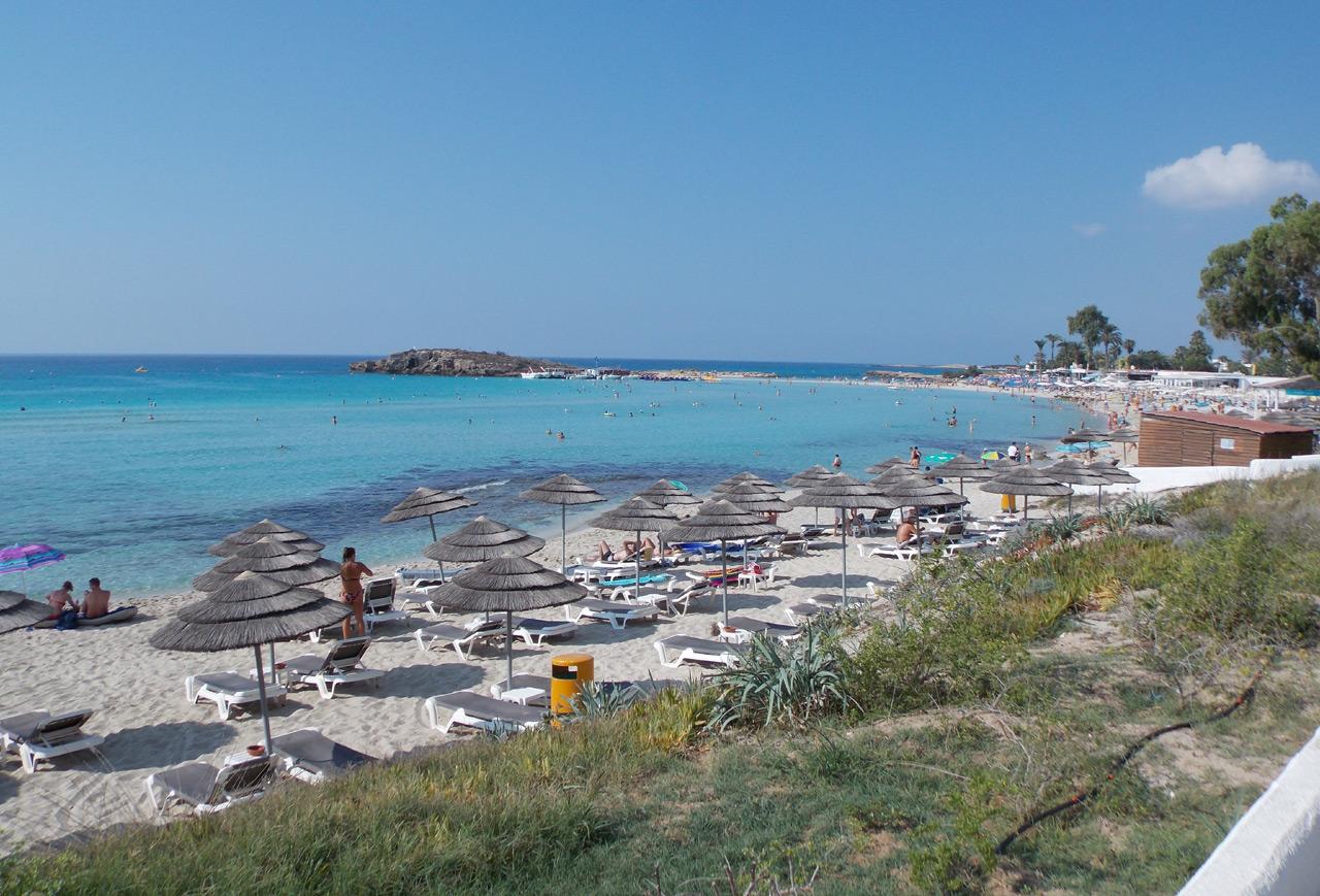 Predivni Kipar i njegove plaže