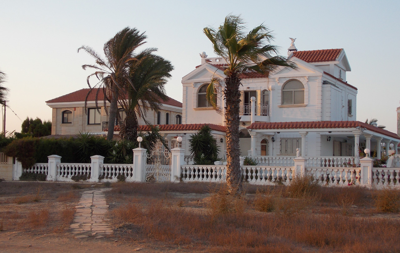 Cecina kuća na Kipru