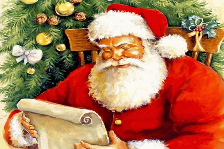Deda Mraz je riječ Grčkog porijekla