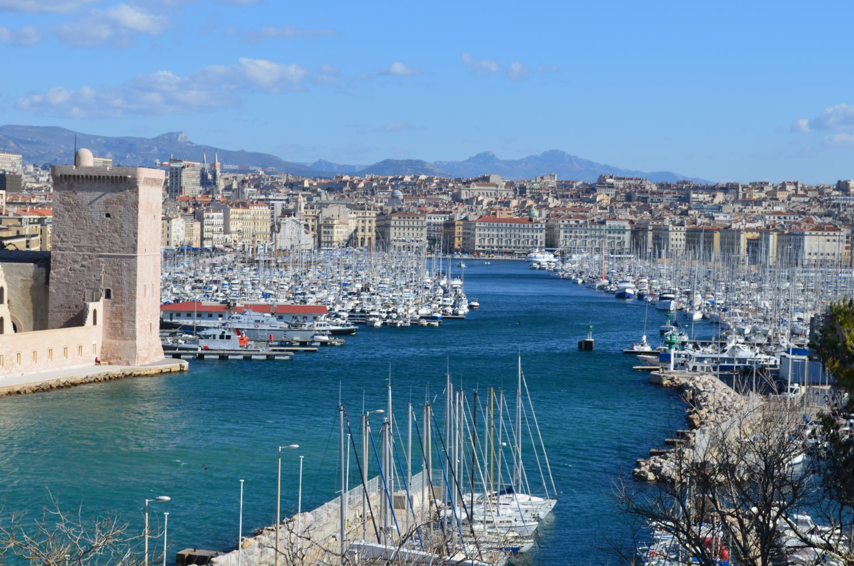 luka u Marseju