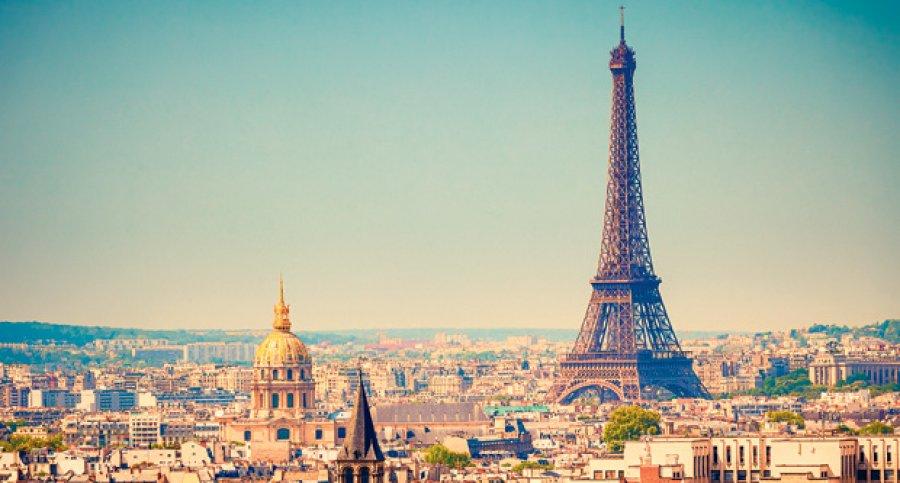 Posjeta Parizu, gradu ljubavi