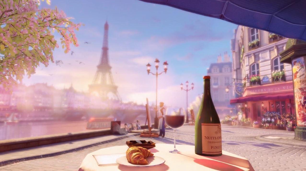 Povratne karte za Pariz za samo 20 evra.