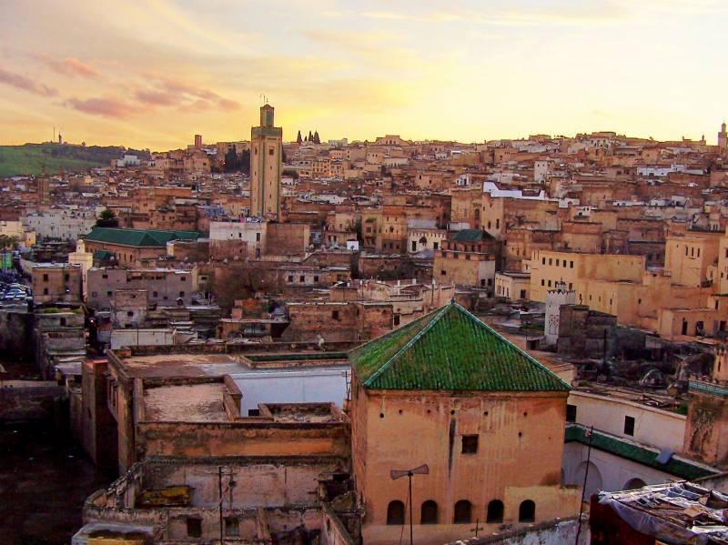 Maroko je jedna od najegzotičnijih zemalja svijeta, a posebno je interesantan Marakeš.