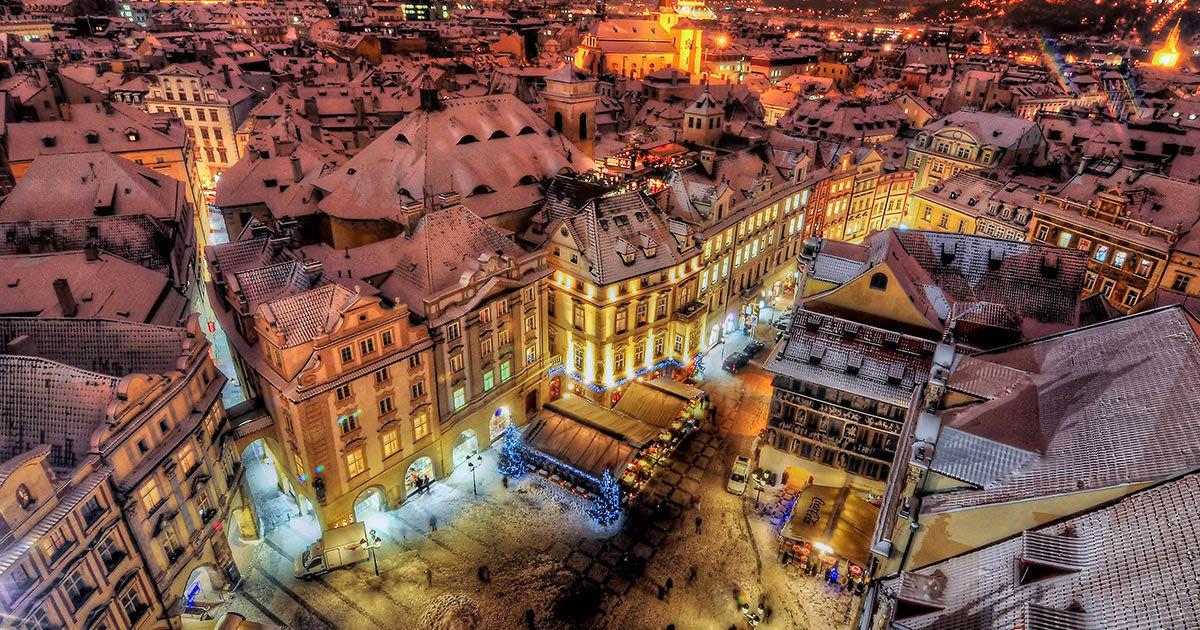 Nova godina u Pragu za samo 260 KM