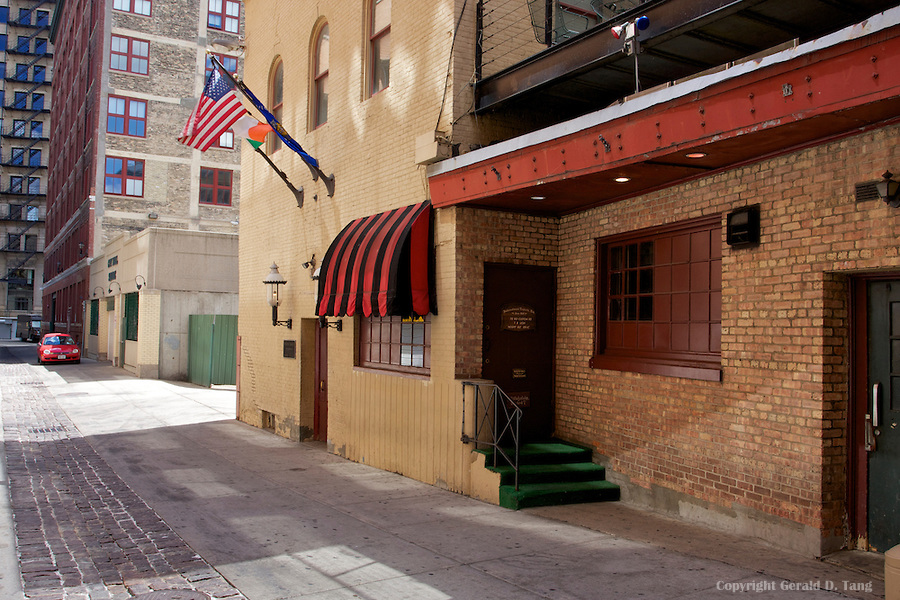 The Safe House Restaurant Disguised as International Exports Ltd. in Milwaukee Wisconsin 819883