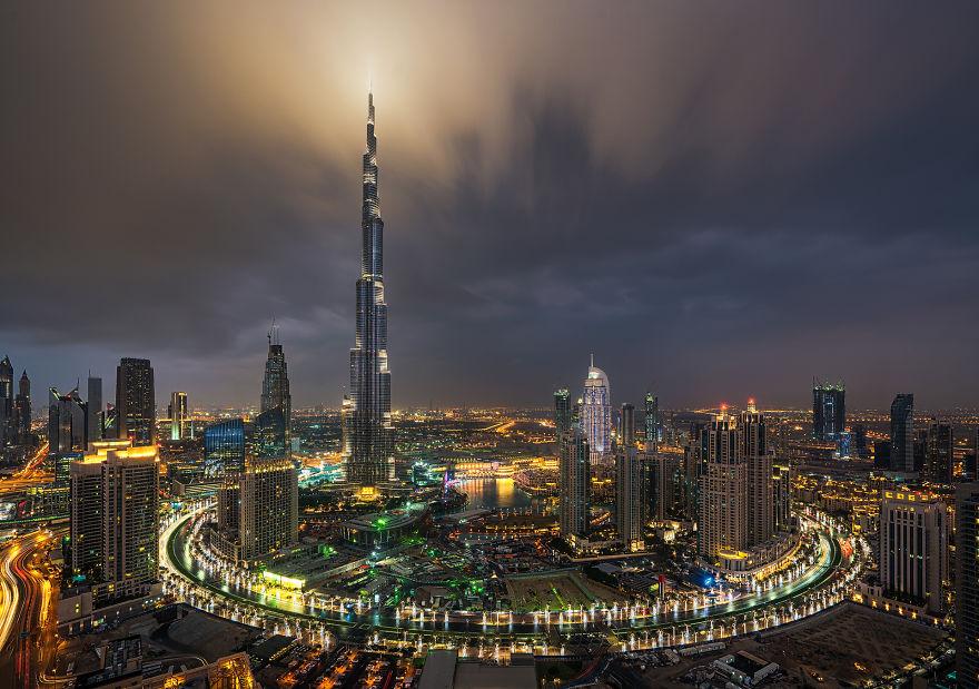 Dubaji noću