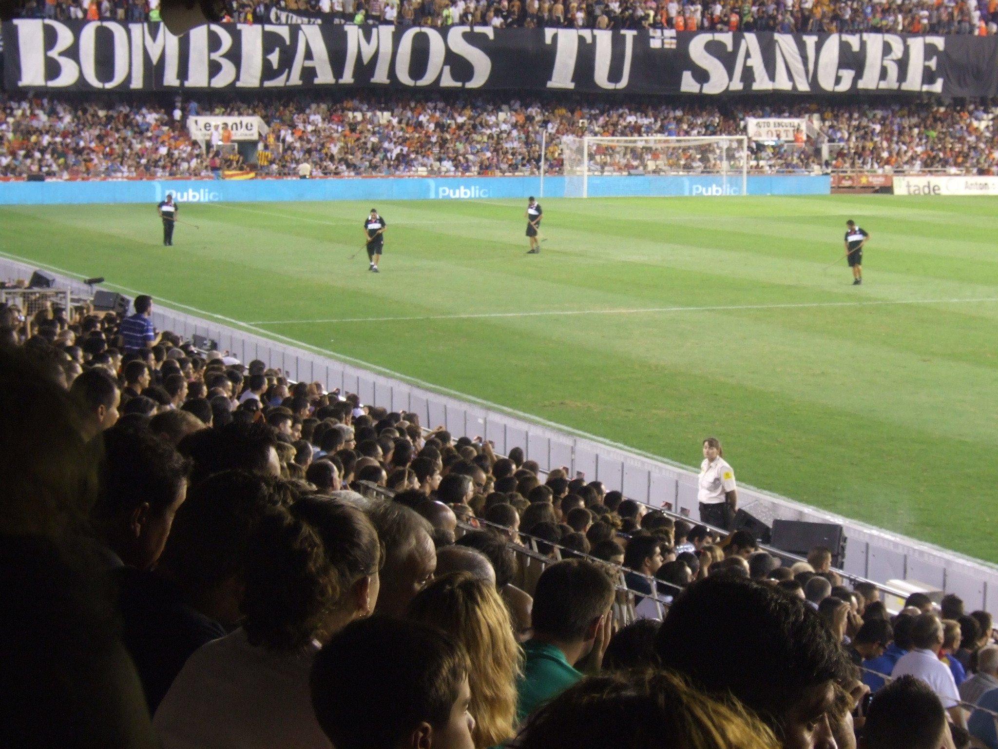 Mestalja je najeveći stadion na jugu Španije