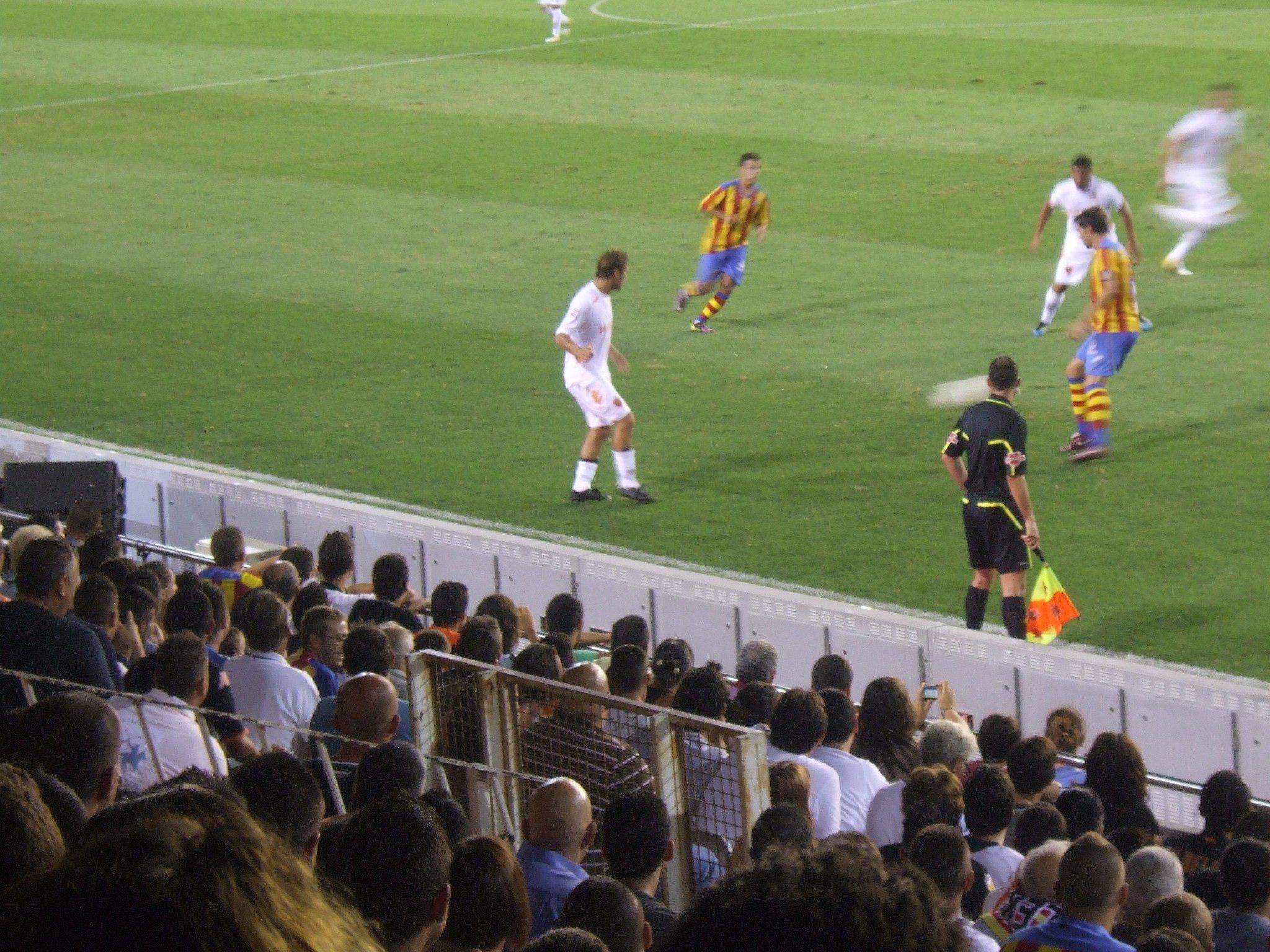 Fudbalski stadion u Španiji
