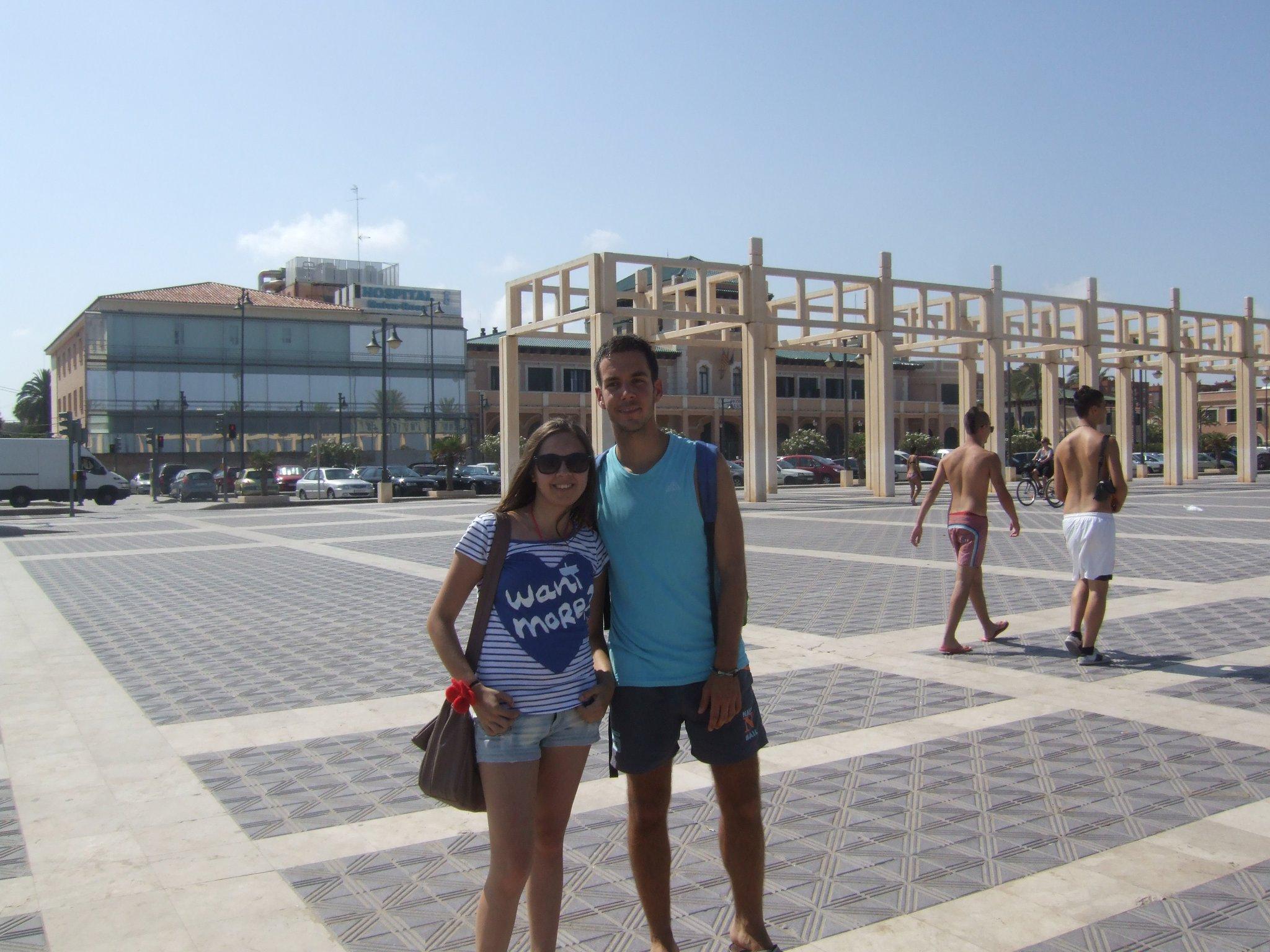 Valensija plaža