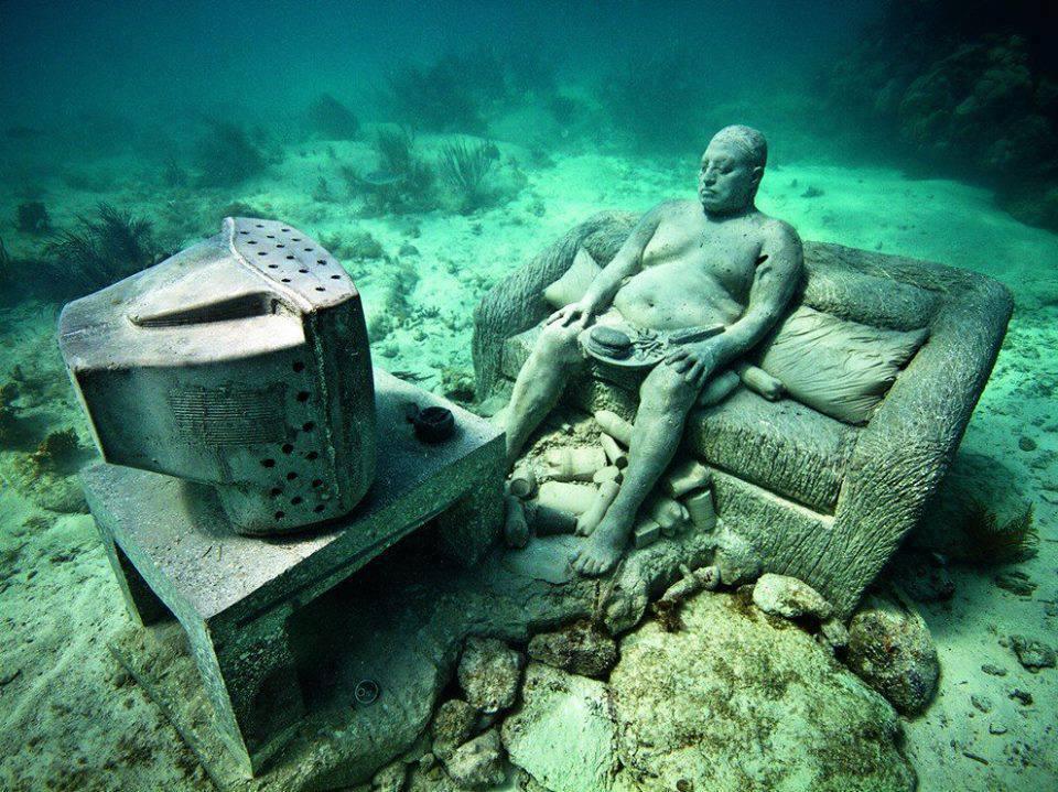 Muzej ispod vode u Kankunu