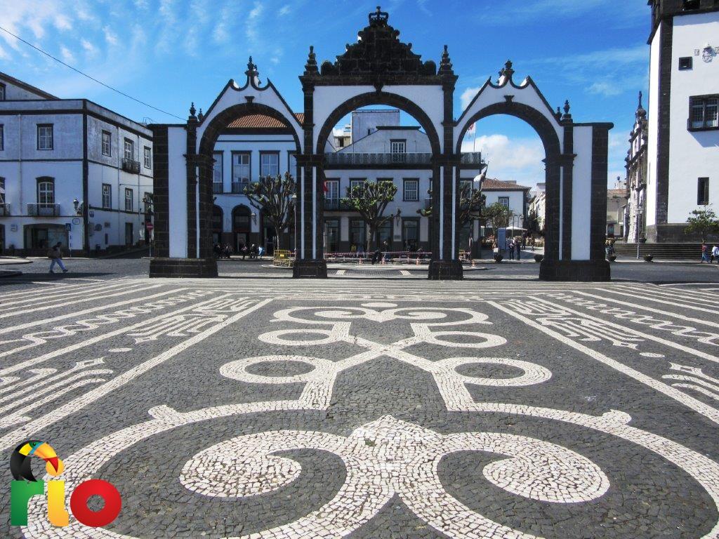 Ponta Delgada, glavni grad Azora