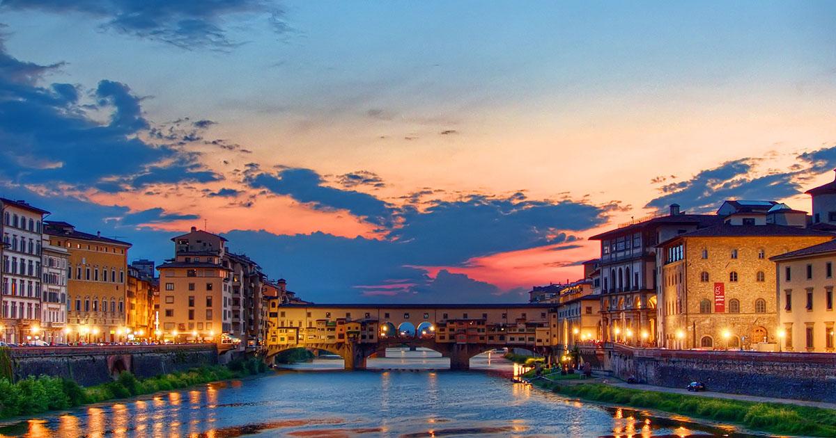 Toskana sa Firenzom – 3 dana autobusom