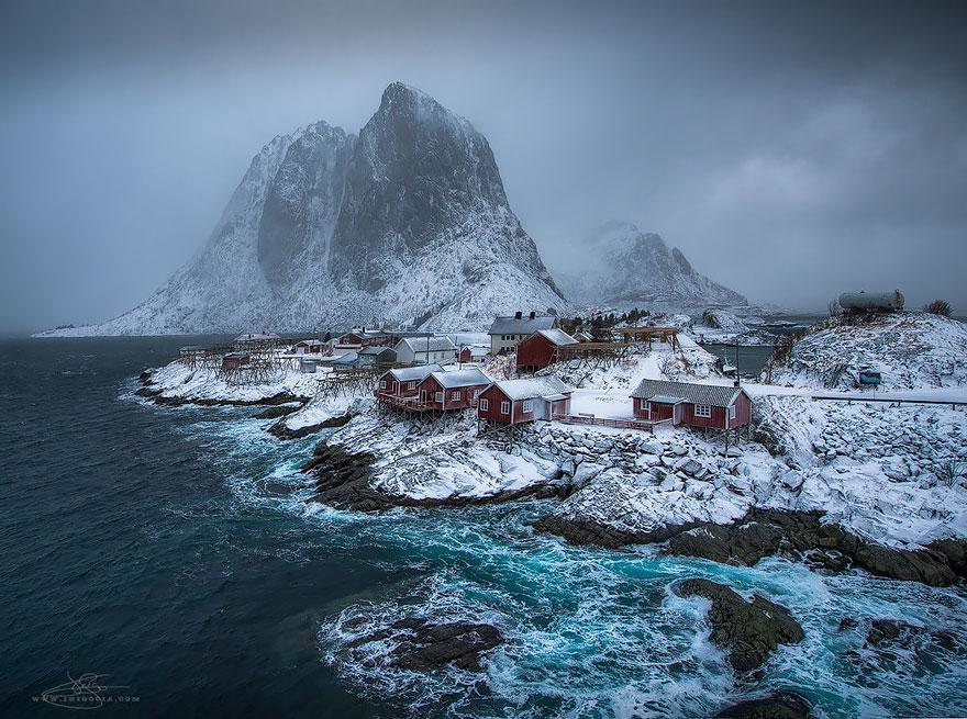 Hamnoy, Norveška