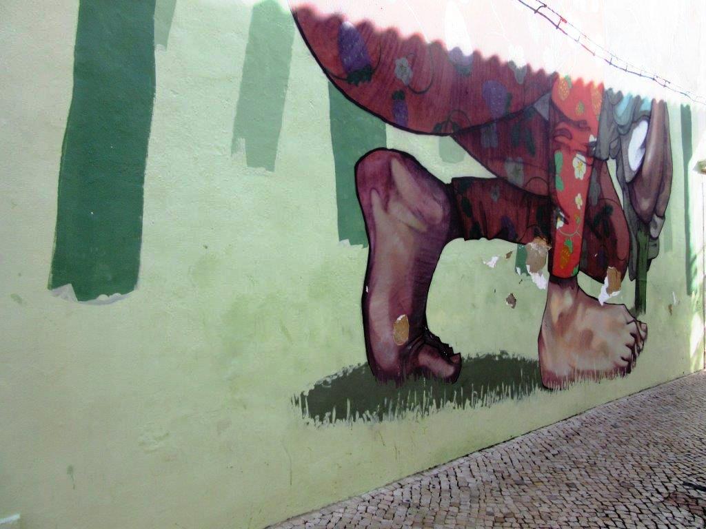 Grafiti u Lagosu