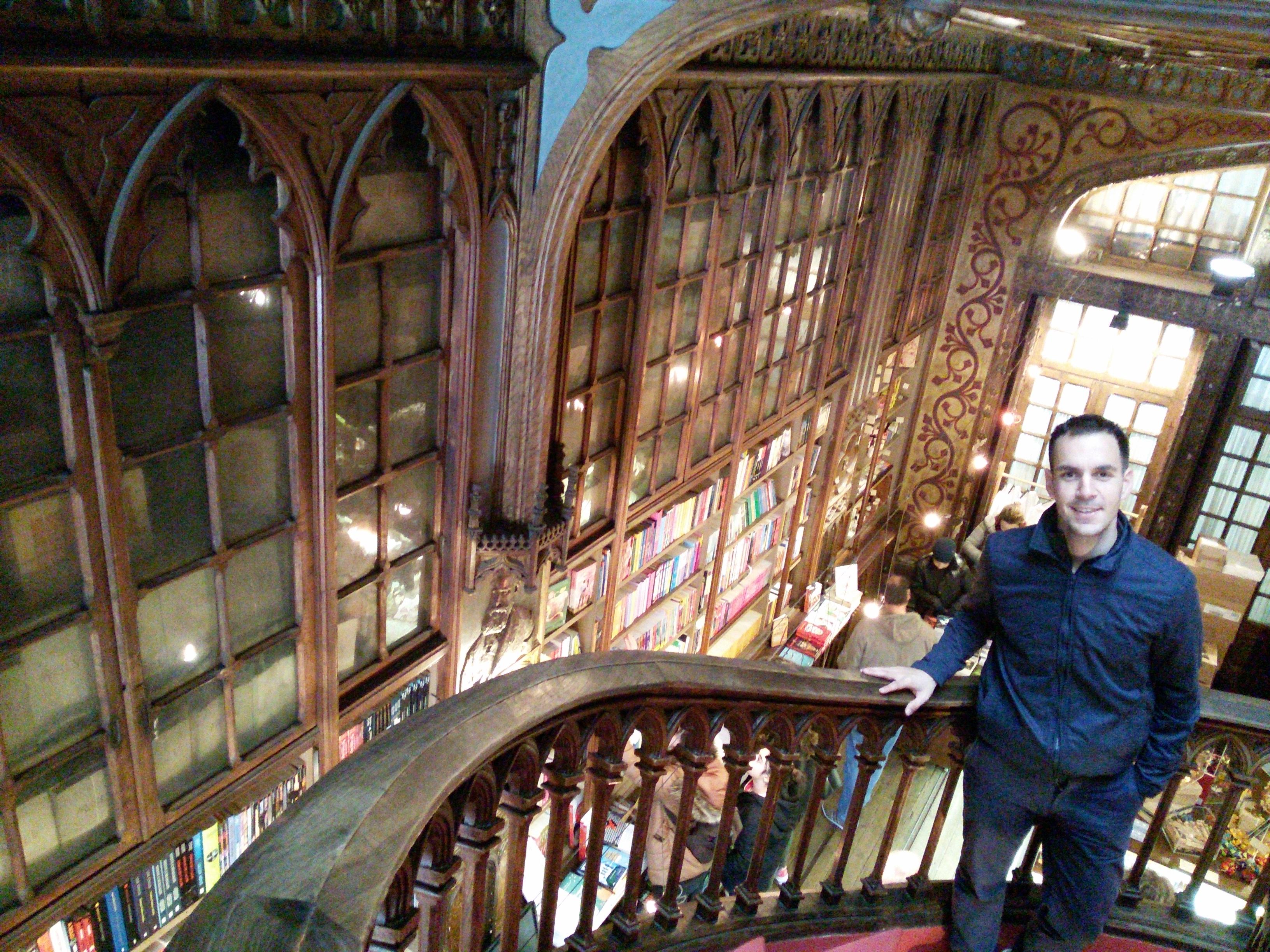 Knjižara koja je poslužila kao inspiracija za stvaranje Harry Pottera