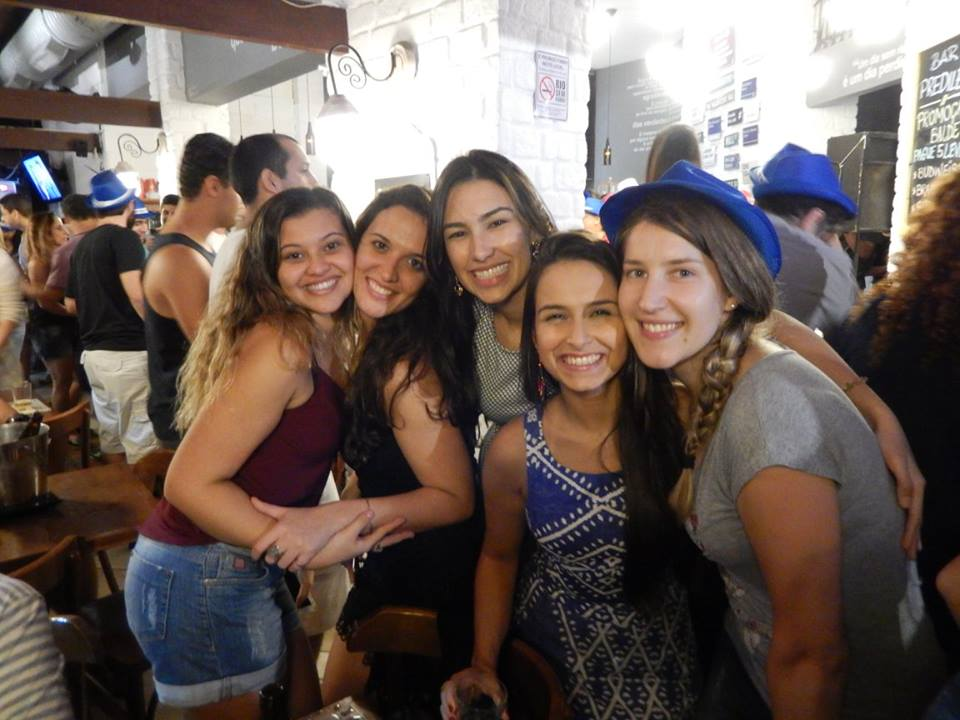 Gringa je riječ za stranca u Brazilu