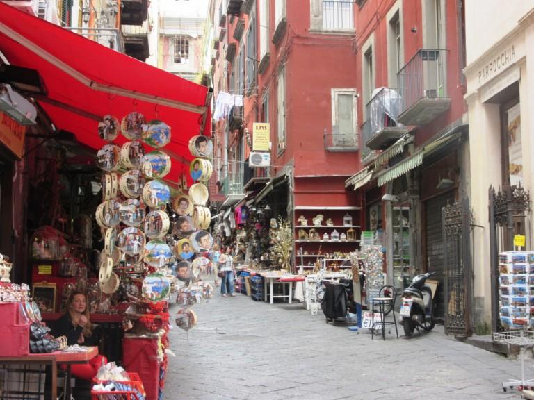 Pijaca u Italiji