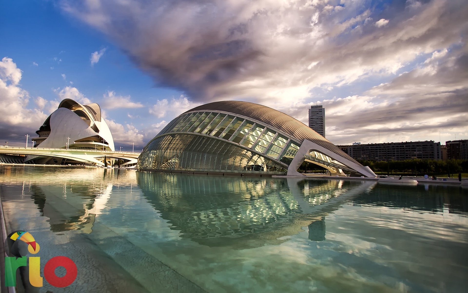 Sjajni grad u centru Valensije
