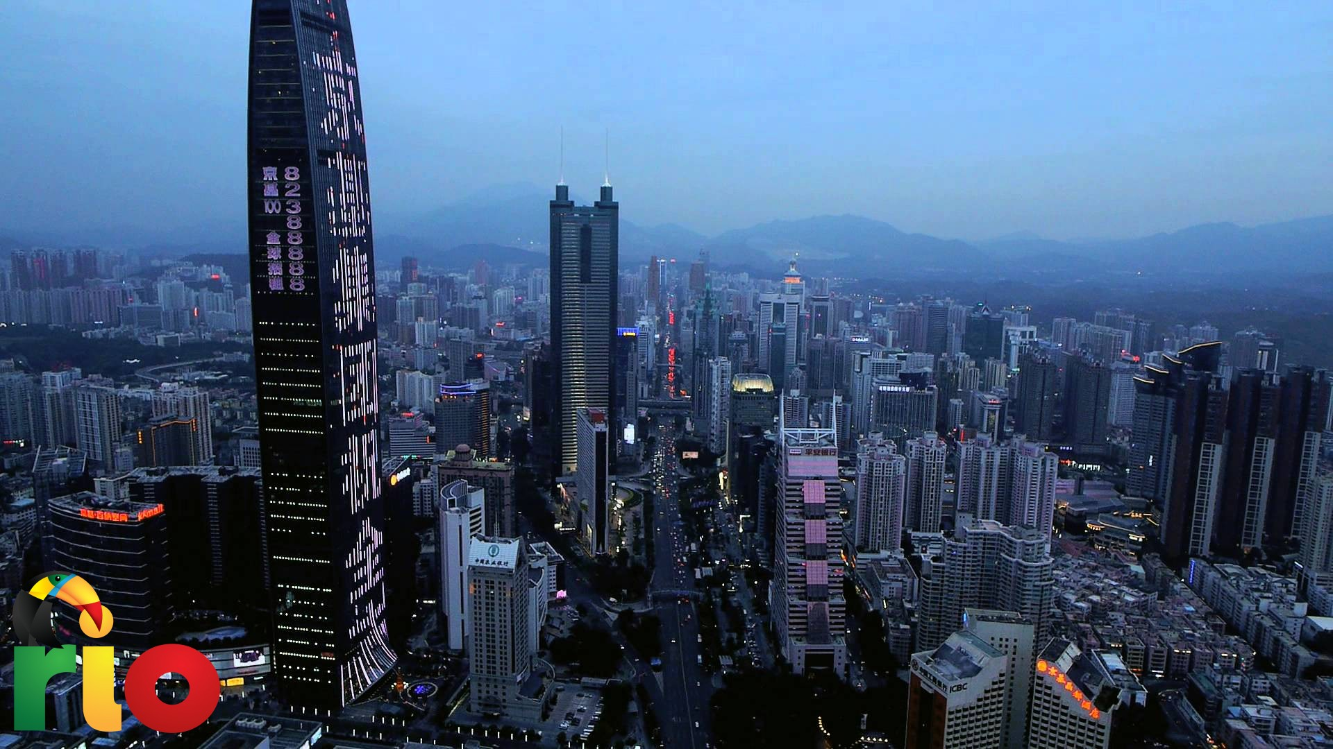 Povratne avio karte za Kinu za Šenžen već od 355 evra
