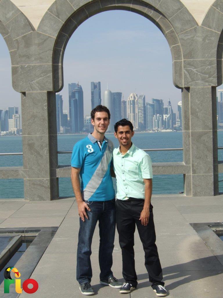 Mula i ja u Dohi