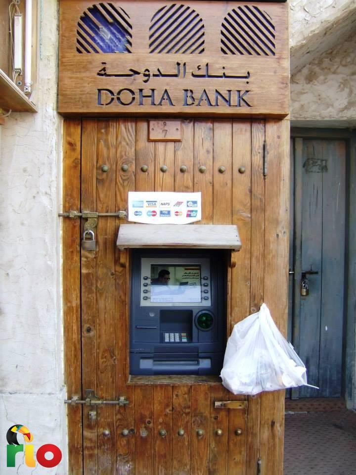 Banka u Dohi, Kataru