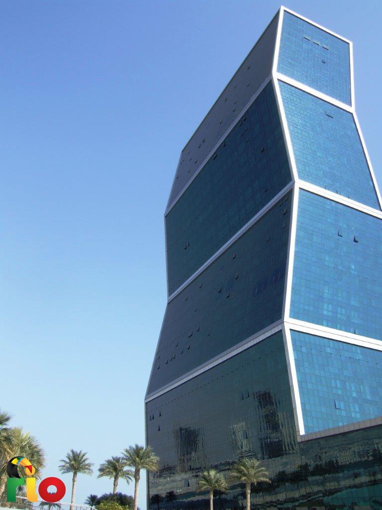 jedan od običnih nebodera koje ćete vidijeti