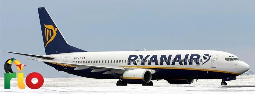 Ryanair najavio besplatne letove