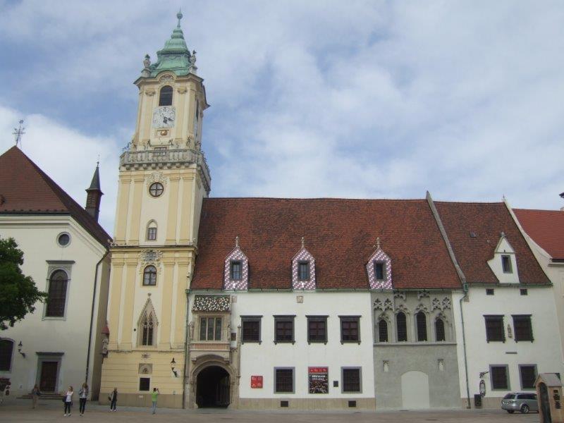 centar Bratislave