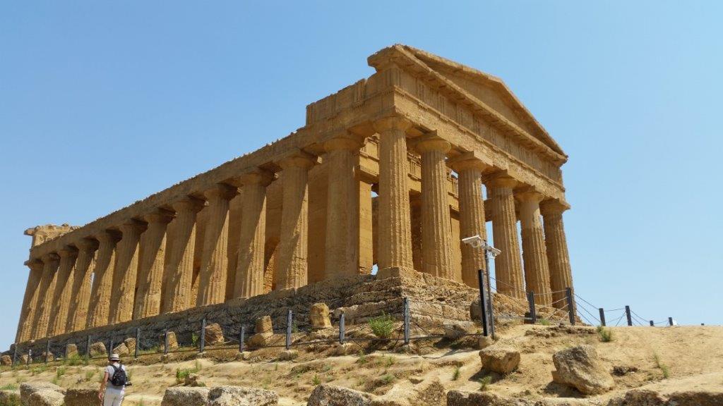Agrigento spomenik