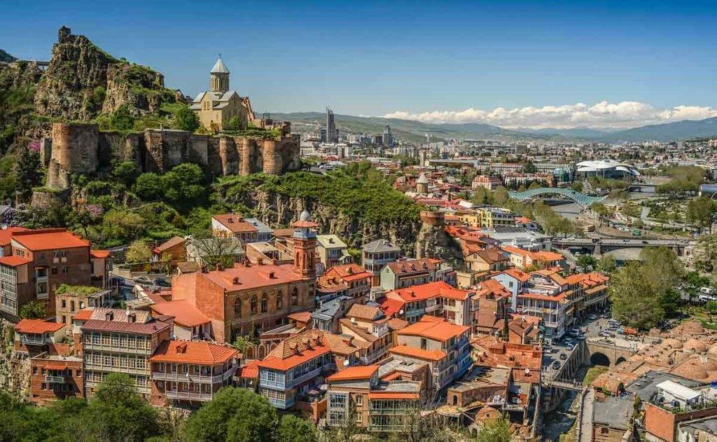 Povratna avio karta za Gruziju za samo 98 evra