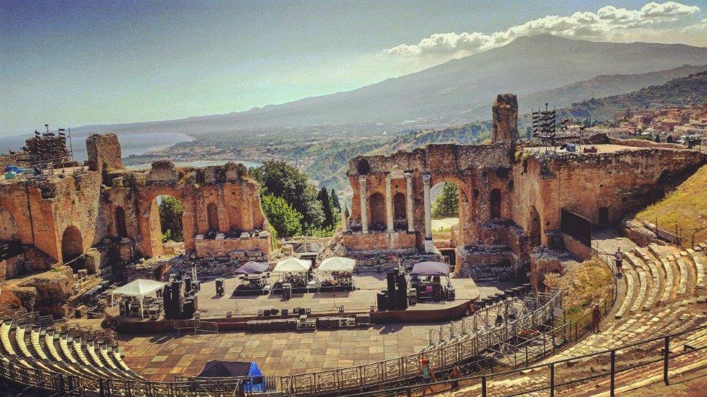 Amfiteatar u Taormini