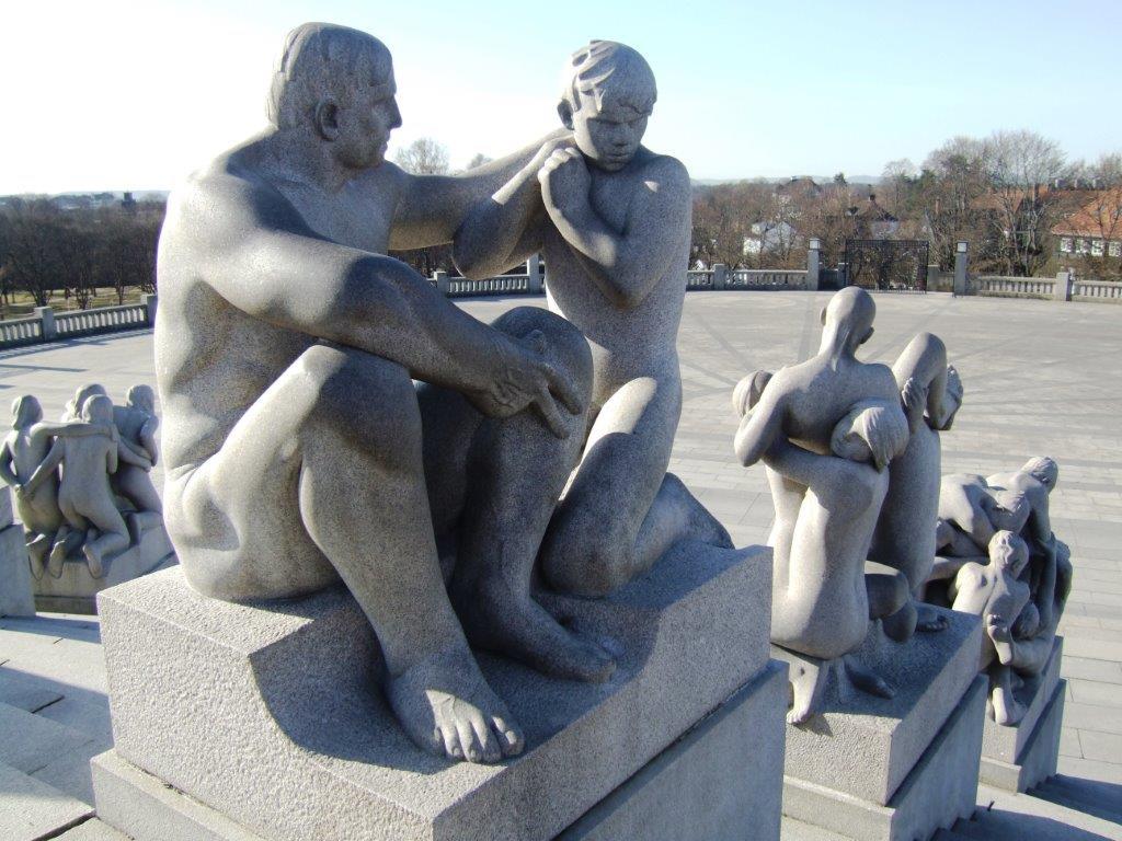 Vigeland park u Oslu