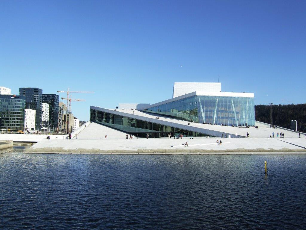 Zgrada opere u Oslu