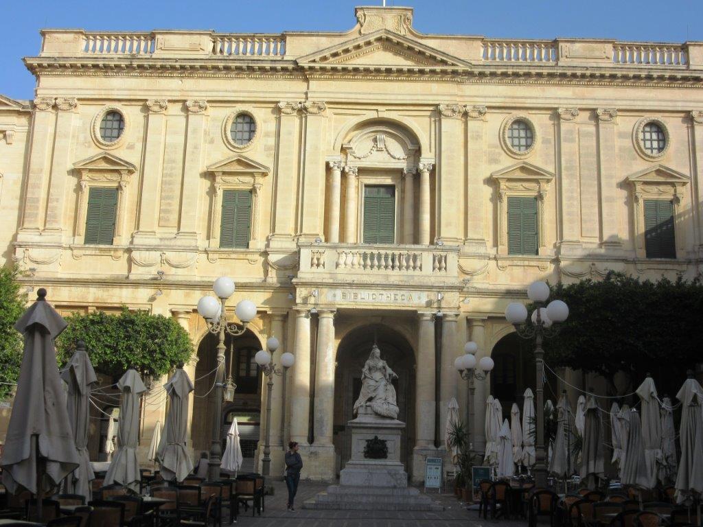 Teatar Manoel na Malti