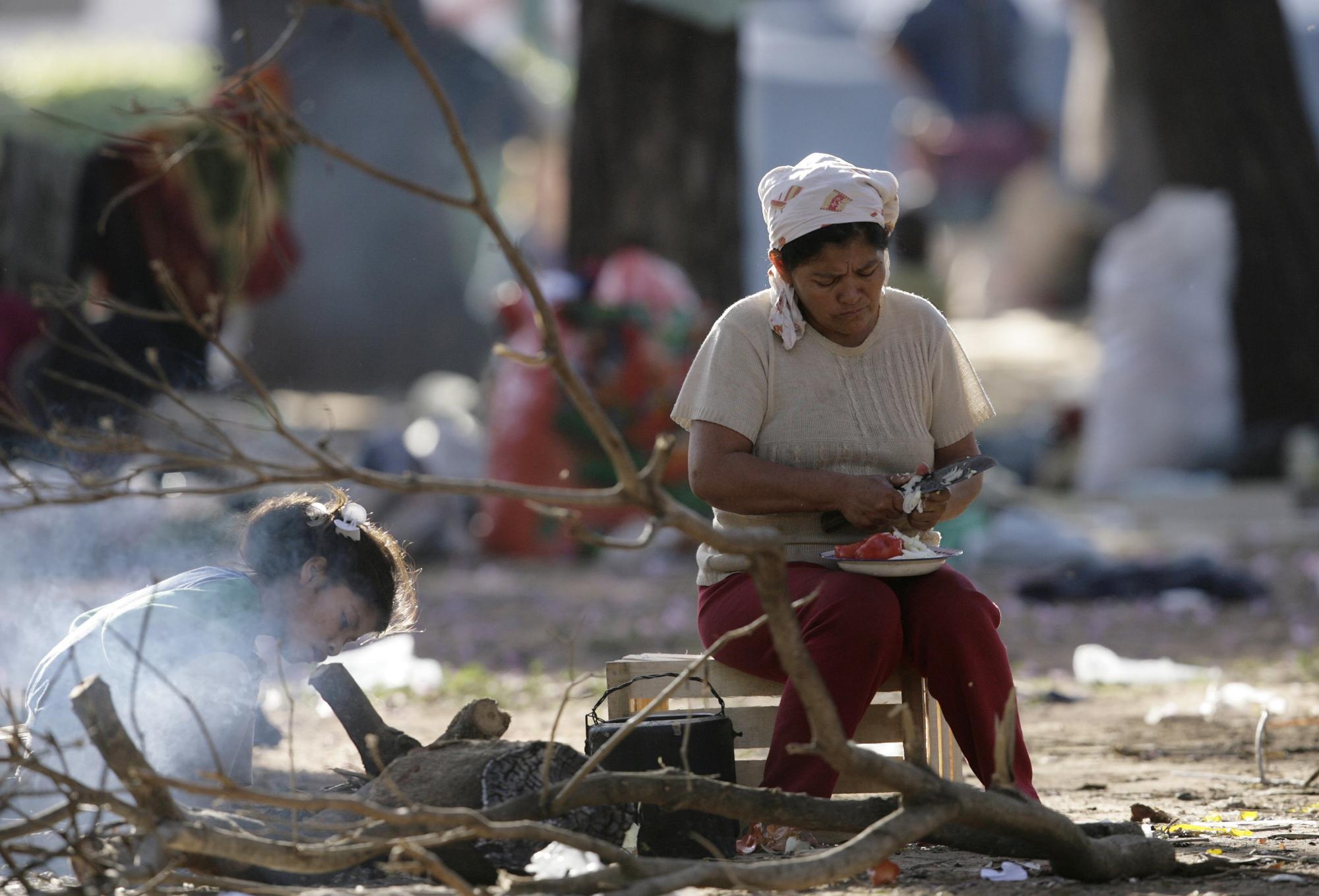 Kina siromaštvo