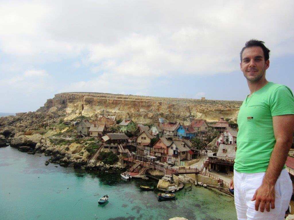 Popajevo selo na Malti