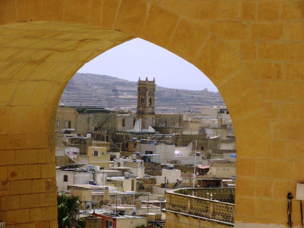 Rabat, grad u Gozu
