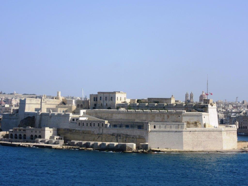 Valeta, glavni grad Malte