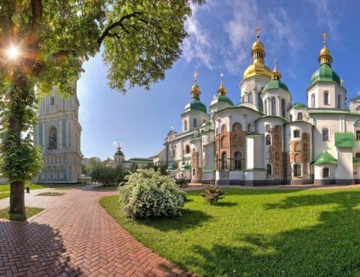 Kijev, glavni grad Ukrajine