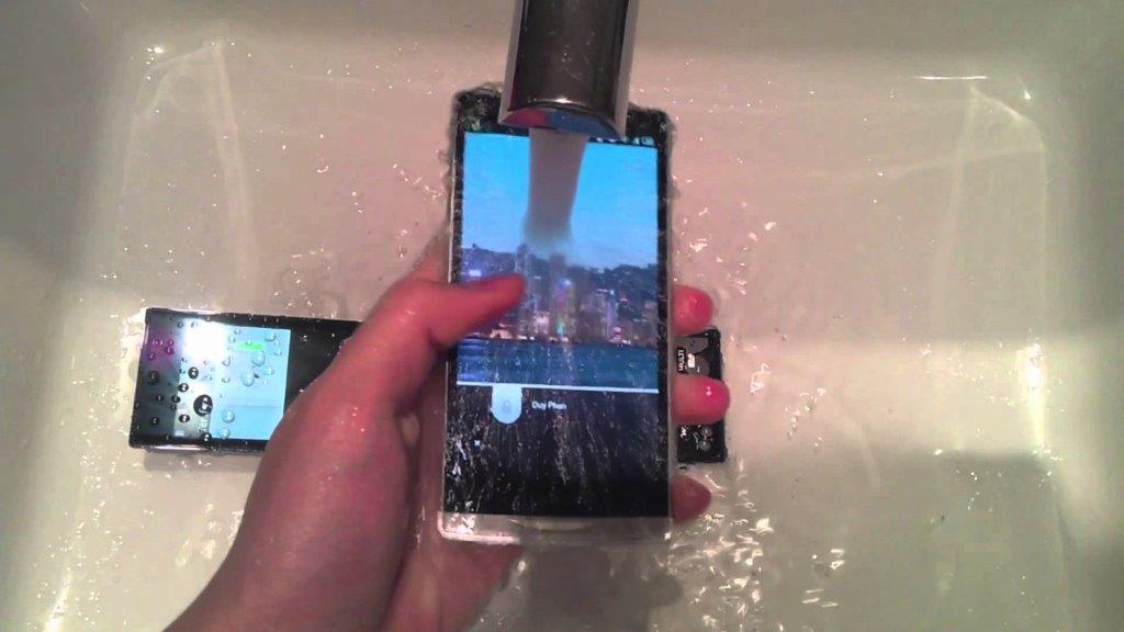 vodootporni telefoni