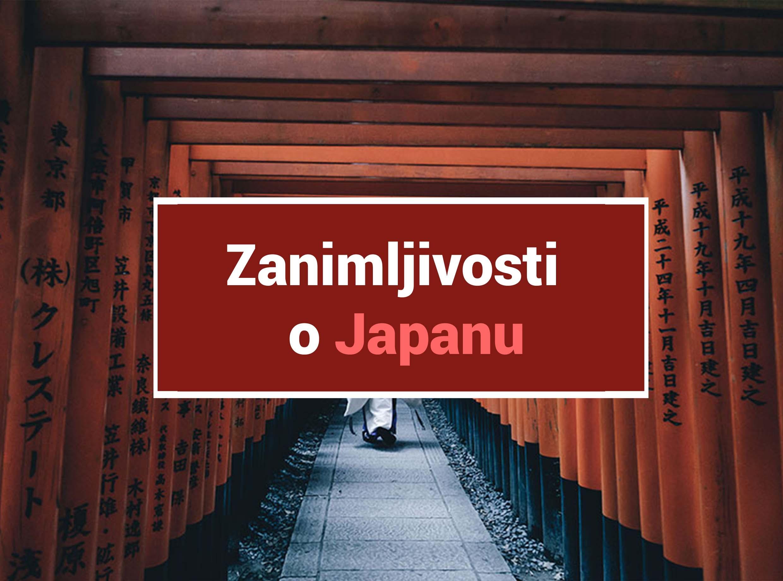 zanimljivosti o Japanu