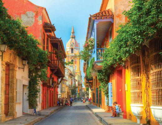 Kolumbija putovanje