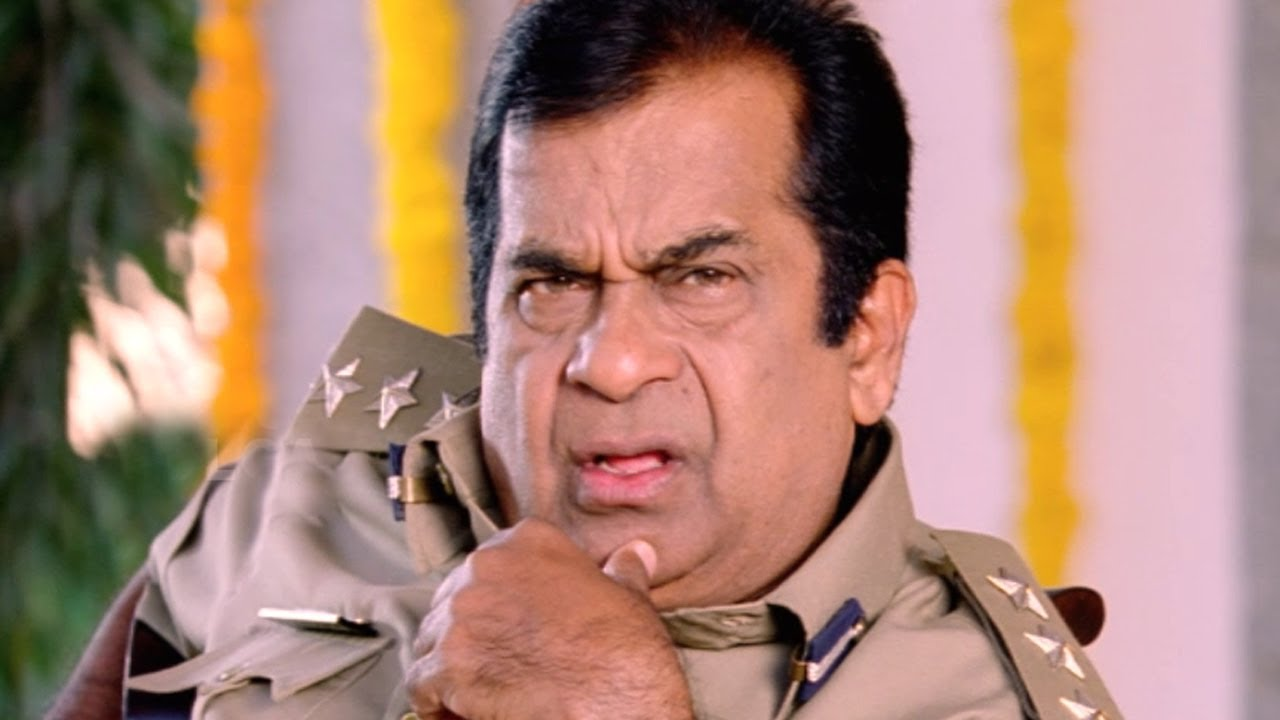 Brahmanandam indijski glumac