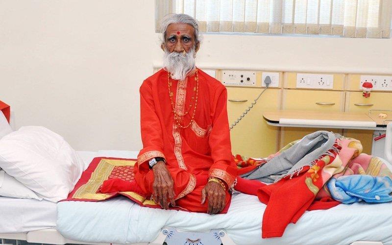 Indijac koji nije jeo 70 godina