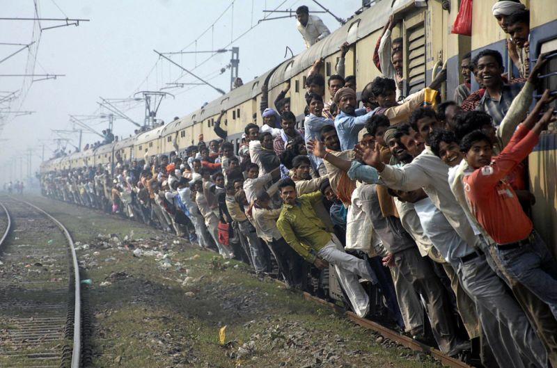 Indijski voz