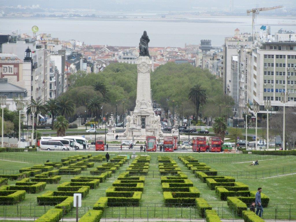 Lisabon park