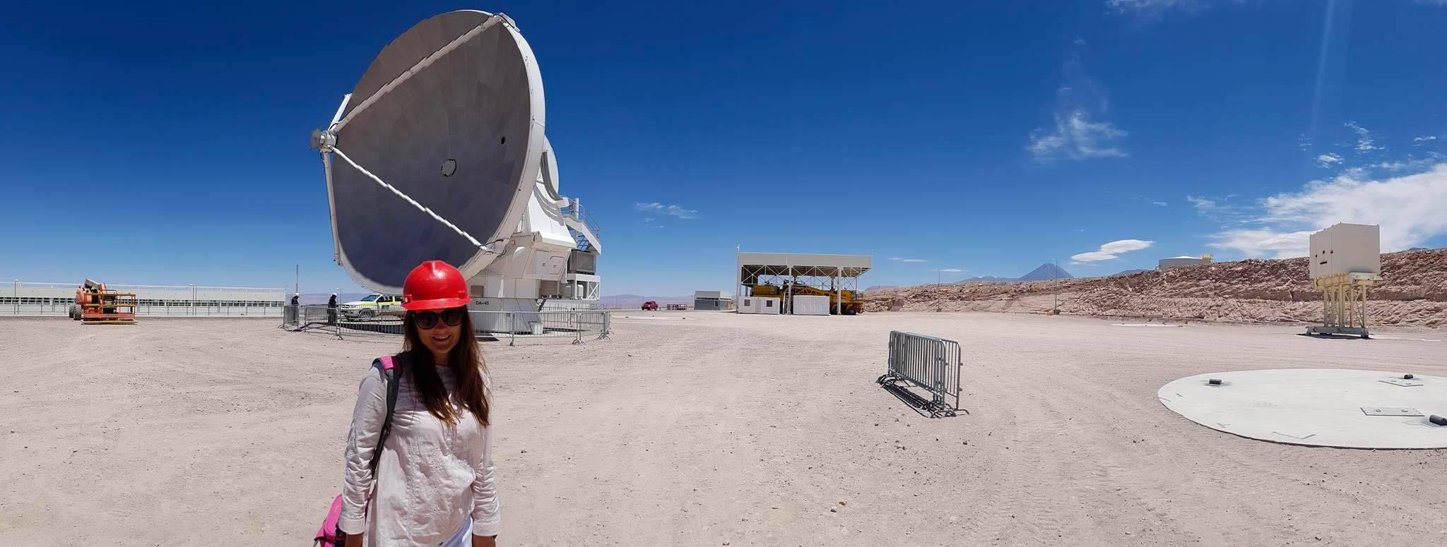 Alma observatorija u Čileu