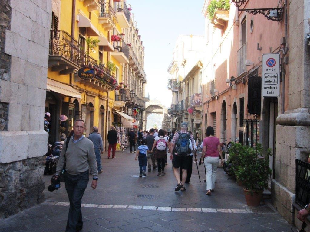 Ulica Taormine