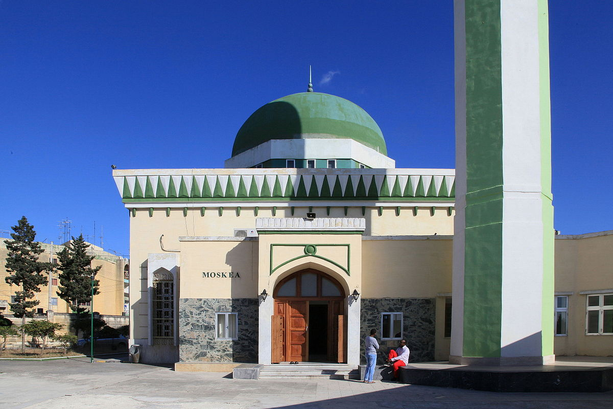 Mariam Al-Batool džamija na malti