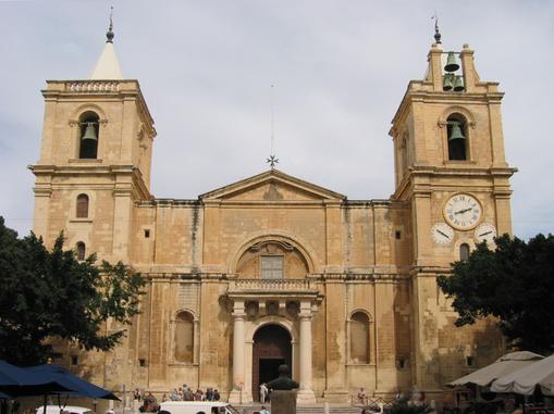 katedrala svetoga jovana valeta